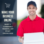 Increasing the chances of online selling and eCommerce website app development
